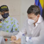 Alcalde Dau solicita a MinJusticia acompañamiento para el traslado de la Cárcel Distrital de Mujeres