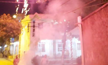 Cero quemados en Cartagena tras celebración de año nuevo