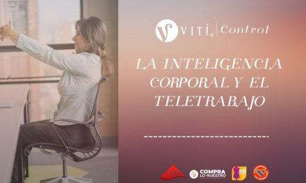 La Inteligencia Corporal y el Teletrabajo