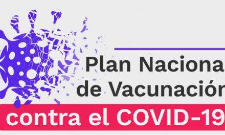 MinSalud revela plan de vacunación contra el Covid-19 en el país