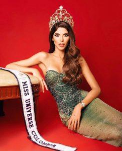 Miss Universe Colombia 2021, Laura Olascuaga,