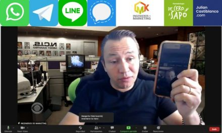 CURSO CHAT MARKETING: WhatsApp, Telegram, signar, line, Messenger