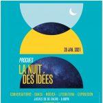 Cartagena recibirá La Noche de las Ideas, un evento promovido por la Alianza Francesa