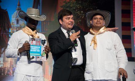 """""""La gaita identifica al departamento de Bolívar, identifica una cultura"""", Henry González"""