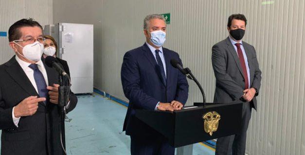 El Presidente Iván Duque suspende los vuelos provenientes y salientes de Brasil y Leticia