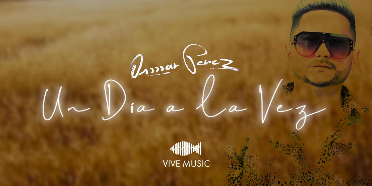Desde este nuevo sencillo, Osmar Pérez vive 'un día a la vez'