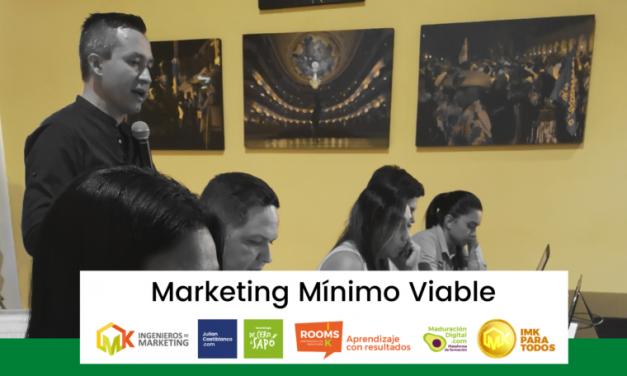 Marketing Mínimo Viable