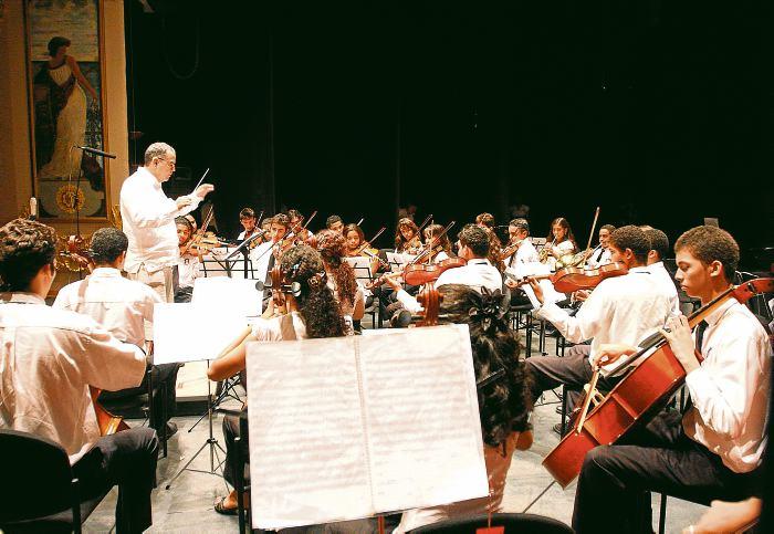 Encuentro de Orquestas Integradas, un regalo para los momposinos