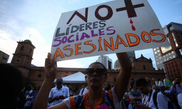 ONG HRW realiza informe sobre asesinatos de lideres comunitarios en Colombia