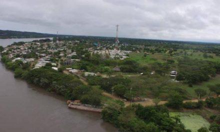 Con piedra habitantes de Morales, Bolívar atacaron a la Alcaldía municipal por desalojos