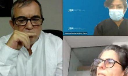 Timochenko admite ante la JEP el asesinato de Álvaro Gómez Hurtado