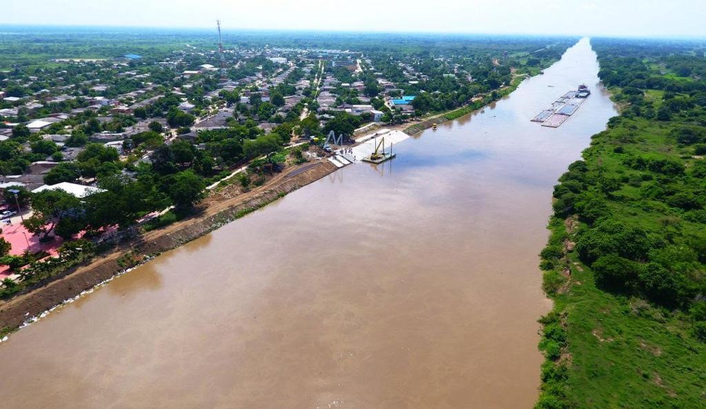 La Cámara de Comercio de Cartagena respalda la construcción del macroproyecto en el canal del dique