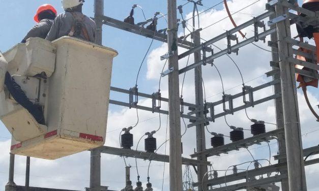 San Jacinto cuenta con un nuevo circuito de energía