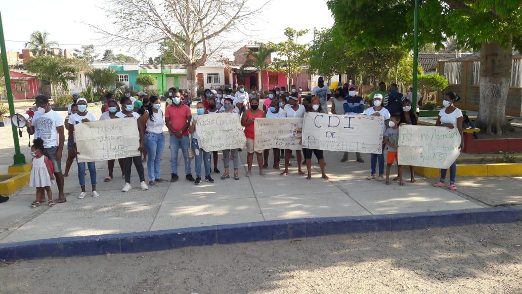 Denuncia de la comunidad de Pontezuela al ICBF