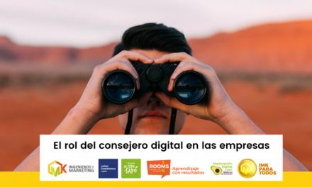 El rol del consejero digital en las empresas