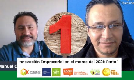 Innovación Empresarial en el marco del 2021 (Parte 1)