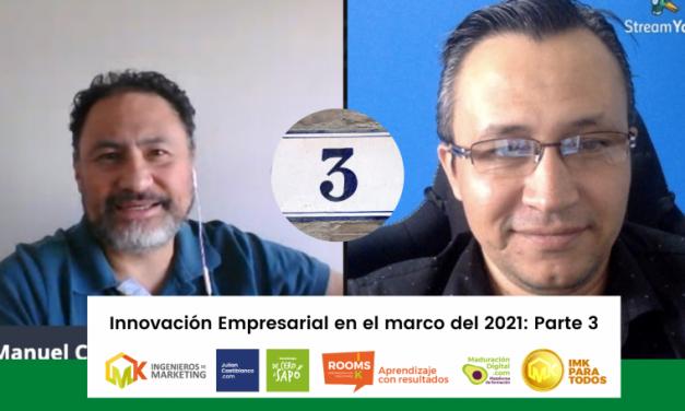 Innovación Empresarial en el marco del 2021 (Parte 3)