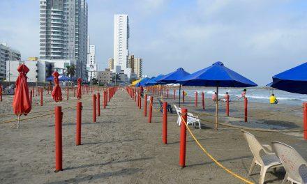 Cartagena habilita nuevas playas bioseguras