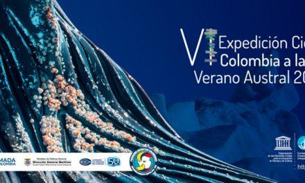 Con éxito término la VII expedición a la Antártida por parte de Colombia