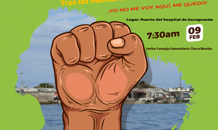 Tierra Bomba se moviliza en rechazo a la discriminación y racismo