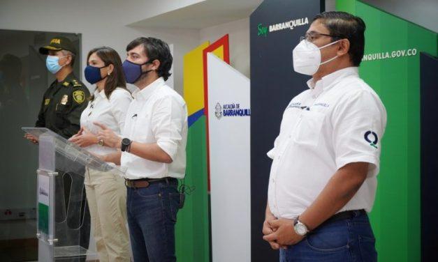 Toque de queda en Barranquilla durante los días donde se celebraría el Carnaval