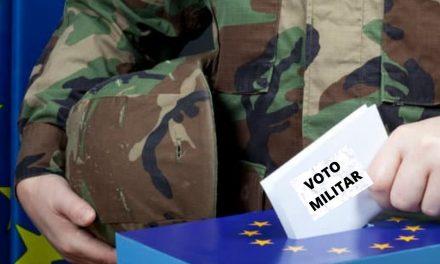 ¿Está de acuerdo que permitan el voto militar?