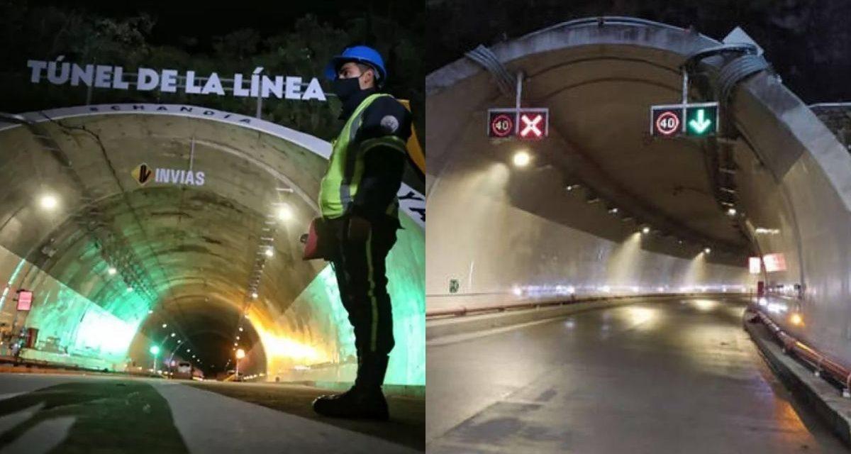 ¿Por qué vuelven a cerrar el Túnel de la Línea?