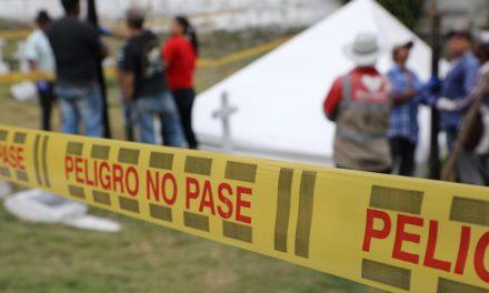 JEP reporta nueve cuerpos correspondientes a víctimas de falsos positivos en Dabeiba