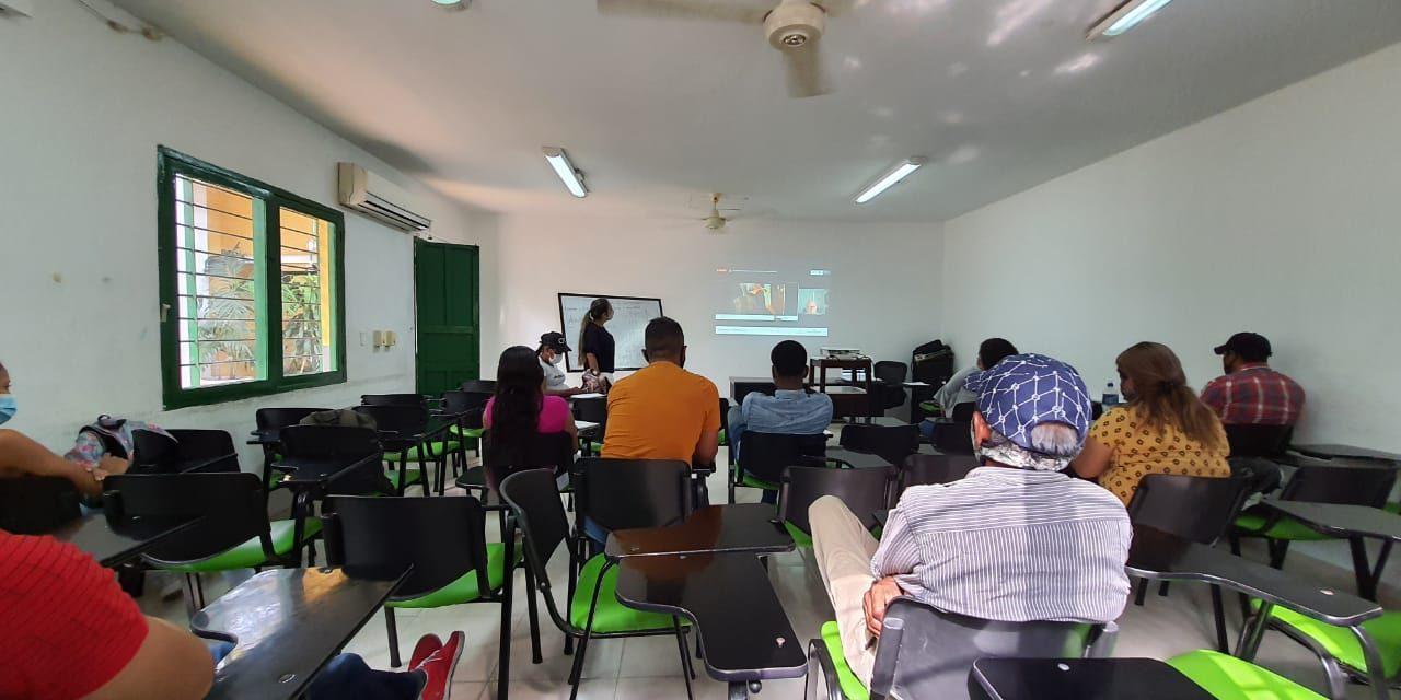 Taller 'Aprendiendo a Emprender' de la Escuela Taller de Cartagena