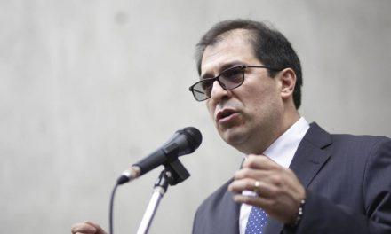 El Fiscal General de la Nación se reunirá con representantes de las agencias internacionales en Estados Unidos.