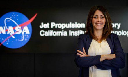 Diana Trujillo será condecorada por el congreso por liderar operación a Marte