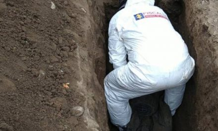 Descubren 26 restos humanos en una fosa común en Bogotá