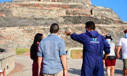 Castillo de San Felipe recibirá turistas durante la Semana Santa
