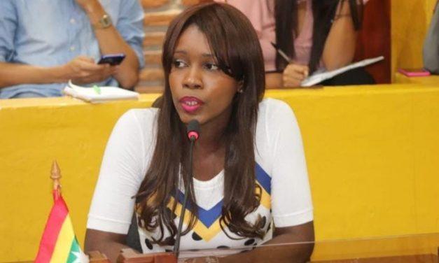 La concejal Claudia Arboleda propone beneficios en favor de las mujeres emprendedoras de Cartagena