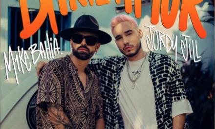 """""""Darte Amor"""", el nuevo sencillo de Jordy Jill junto a Mike Bahía"""