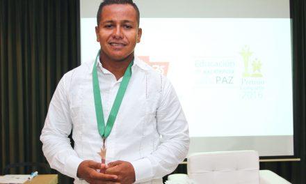 Docente bolivarense habló ante el Ministerio de Educación de 'Pedagogía Para La Paz: una mirada desde las aulas escolares