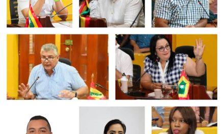 Concejales de Cartagena pide al alcalde William Dau reglamentar la Ley 1617