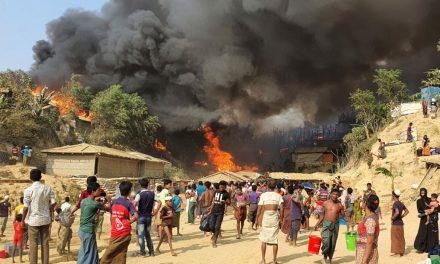Al menos 15 muertos en campamento de refugiados en Bangladesh