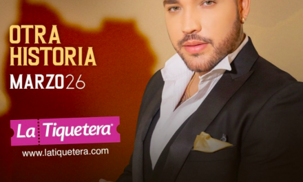 """""""Otra Historia"""" se vivirá en el concierto virtual que Jessi Uribe presentará en honor a su tierra natal"""