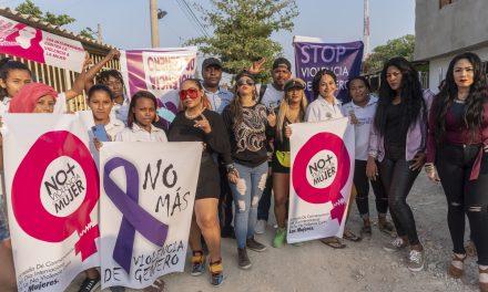 Libérate, un mensaje de empoderamiento por Cindy Flórez junto a Mery Lionz, Yanka, Nativa y Garganta Afinada