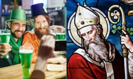 Tomar cerveza y otras celebraciones en el Día de San Patricio