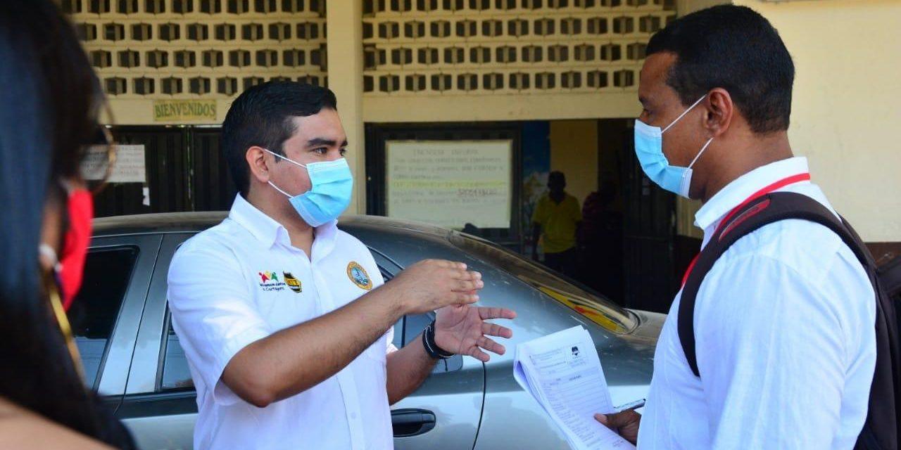 En Cartagena, cuatro instituciones educativas tendrán Plan de Movilidad Escolar