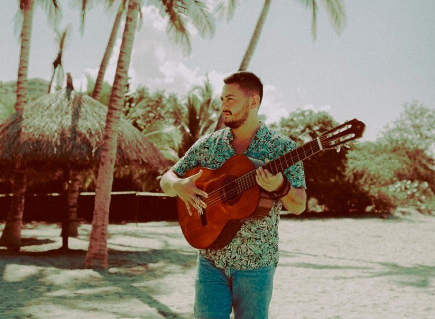 'Borondo' el nuevo tema musical del artista Sebastían Novoa