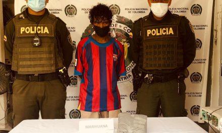 Policía en Cartagena sigue dando golpes a los delitos, este fin de semana 51 capturados