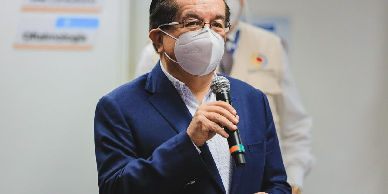 A buen ritmo avanza Plan Nacional de Vacunación