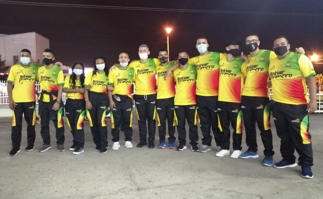 ¡A ganar! El equipo de Lucha olímpica de Bolívar representa al Departamento en el Campeonato Nacional Junior de Lucha Olímpica