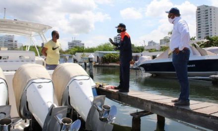 Se suspende el alquiler de embarcaciones o yates que no cumplan con permisos