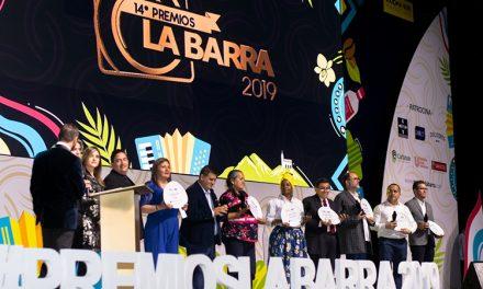 Conozca todos los nominados a los Premios La Barra – Elite Professional