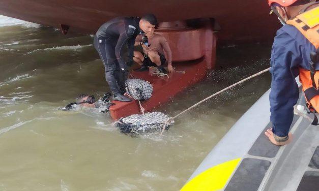 Armada de Colombia incauta cargamento de cocaína