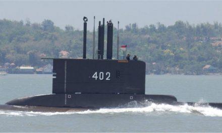Aceleran búsqueda de submarino desaparecido en Indonesia